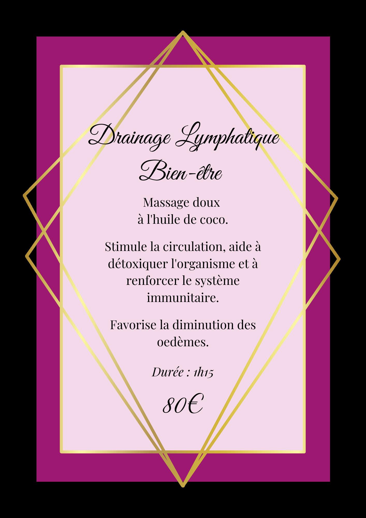 Audrey Boureau naturopathe laval 53 mayenne drainage lymphatique