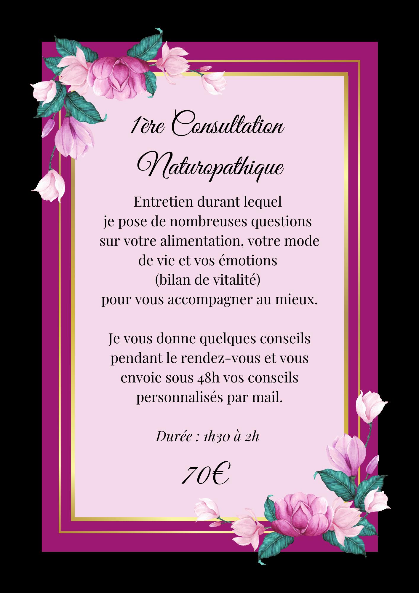 Audrey boureau naturopathe laval mayenne craon chateau-gontier renazé La Selle Craonnaise 53 symptothermie santé naturelle